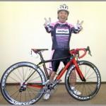 実業団入りした自転車芸人、安田団長の車種・過去のレース実績は?